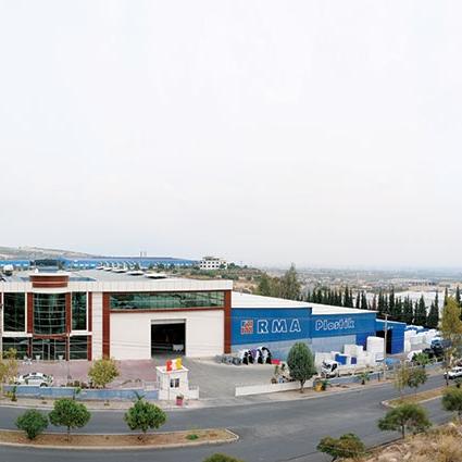 Rma Plastik Mersin Fabrikası