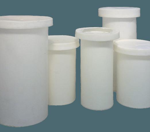 Polietilen Tuz Tankı